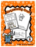 Felix Fox is a Farmer - Carrots - Sequencing Reader Mat &