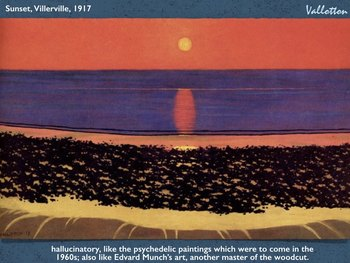 Felix Vallotton - Nabis - Post Impression - Art History - 210 Slides