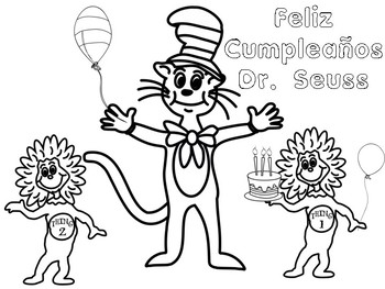 Feliz Cumpleaños Dr. Seuss
