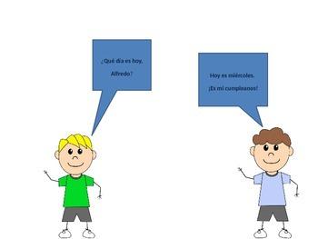 Feliz Cumpleanos PowerPoint Lesson