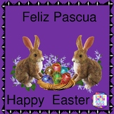 Bilingual Easter Cards