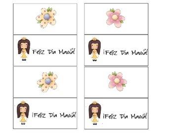 Feliz Dia Mama Set (Spanish) Espanol