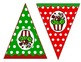 Feliz Navidad Banner {FREEBIE}