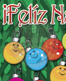 Feliz Navidad Big Poster