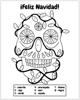 Sugar Skull Girl Coloring Pages - GetColoringPages.com | 350x280