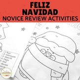 Feliz Navidad Novice Coloring Reviews