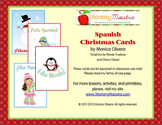 Feliz Navidad Note Cards