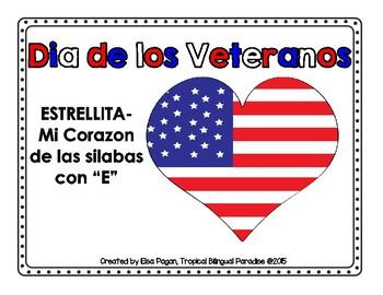 Feliz dia de los veteranos