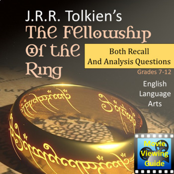 Fellowship of the Ring Movie Guide