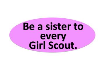 Felt Board Daisy for Girl Scouts