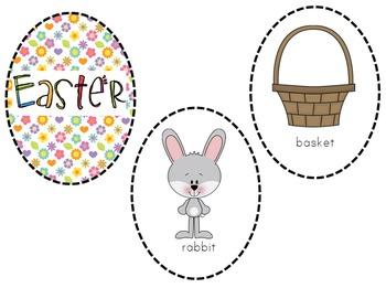 Felt Board Easter Activities