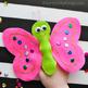 Felt Butterfly Craft Finger Puppets Pattern-FREE