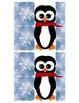 Felt Hat Penguin Hershey Bar Wrappers