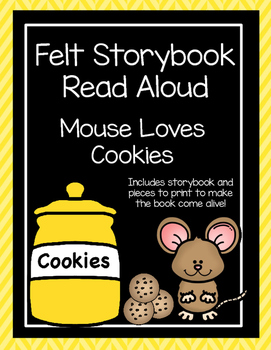Felt Story Read Aloud