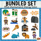 Printable Interactive Old Testament Bible Story Bundle