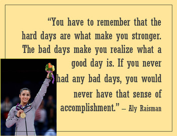 Female Athlete Quote Mini-Posters