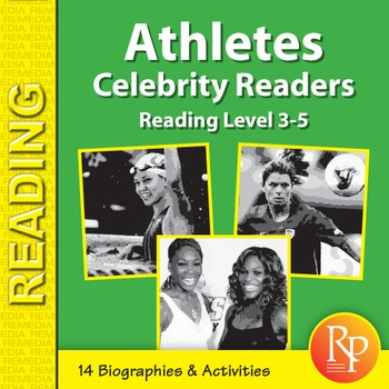 Female Athletes: High-Interest / Low Readability Biographies