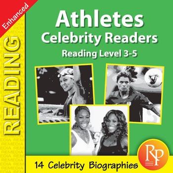 Female Athletes: Celebrity Readers - Enhanced