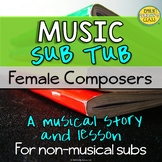 No Tech Music Sub Plans On Women Composers (Female Composers)