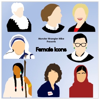 Female Icons: Women Movers and Shakers
