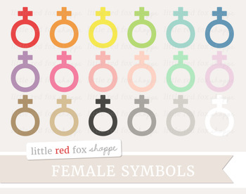 Female Symbol Clipart