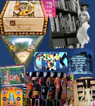 Feminist Art - Art History - Conceptual - Performance - FREE POSTER