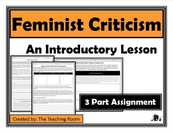 Feminist Criticism - An Introductory Lesson