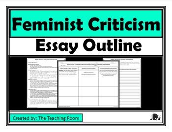Feminist Criticism Essay Outline