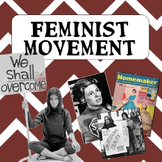 Feminist Movement PowerPoint