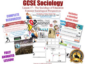 Feminist Perspectives - Sociology of Education (GCSE Sociology - L17/20)