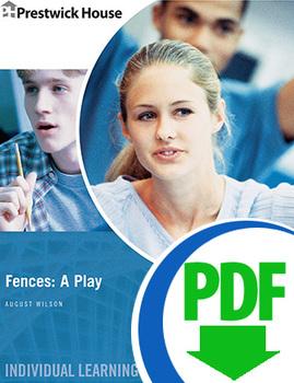 Fences: A Play Teaching Unit