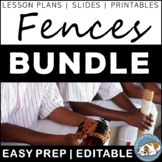 Fences Activity Mini Bundle