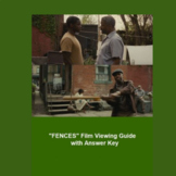 Fences: Film Viewing Guide