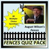 Fences Quiz Pack Bundle!
