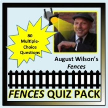 Fences Quiz Pack Bundle!