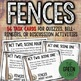 Fences by August Wilson Unit Plan Bundle: Worksheets, Task Cards, Projects