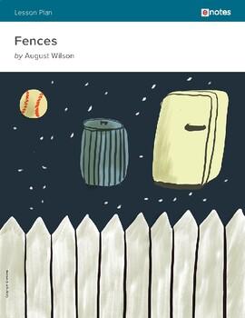 Fences eNotes Lesson Plan