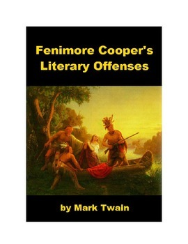 coopers literary offenses