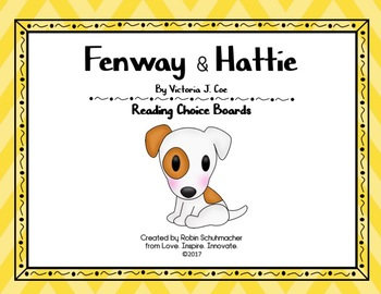 Fenway and Hattie Choice Boards