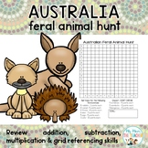 Grid Referencing - Australian Feral Animal Hunt