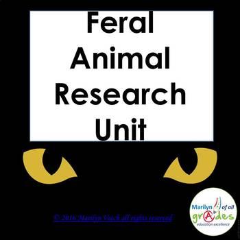 Feral (Non-Native) Animals Research Unit.