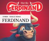 Ferdinand Film - Worksheet Spanish