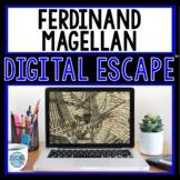 Ferdinand Magellan DIGITAL ESCAPE ROOM for Google Drive® | Distance Learning