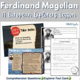 Ferdinand Magellan Explorer Lesson