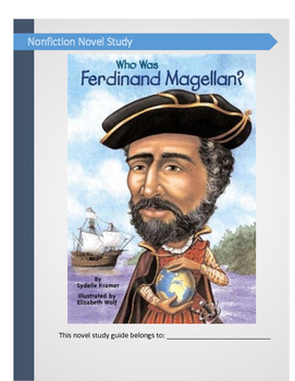 Ferdinand Magellan Novel Guide