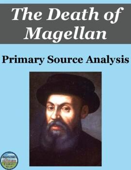 Ferdinand Magellan Primary Source Analysis and Creative Tasks