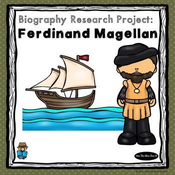 Ferdinand Magellan Research Writing Project