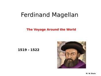 Ferdinand Magellan: Voyage Around the World - REVISED!!!