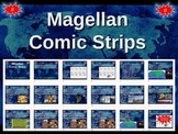 Ferdinand Magellan's Circumnavigation Comic Strip Activity: engaging 20slide PPT