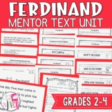 Ferdinand - Mentor Text and Mentor Sentence Lessons for gr